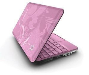 Castiga un netbook HP Compaq Mini 110