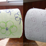 Hârtie igienică pentru femei și pentru bărbați