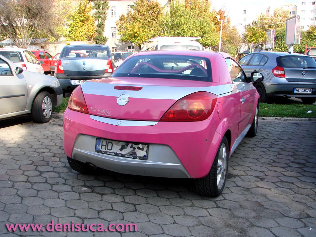 Opel roz