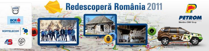 Redescoperă România