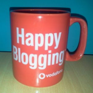 "Cana ""Happy Blogging"" de la Vodafone"