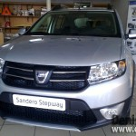 Noile modele Dacia: Logan, Sandero şi Sandero Stepway