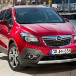 Opel a lansat un SUV pe nume Mokka
