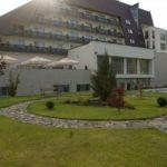 Hotelul Clermont din Covasna