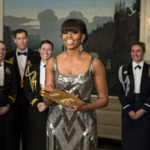 Michelle Obama - Oscars 2013