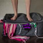 calare pe geanta