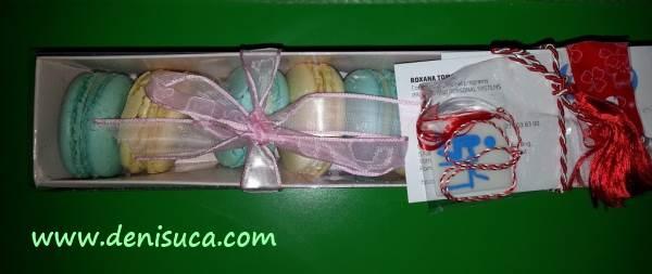 Macarons Madame Lucie de la HP