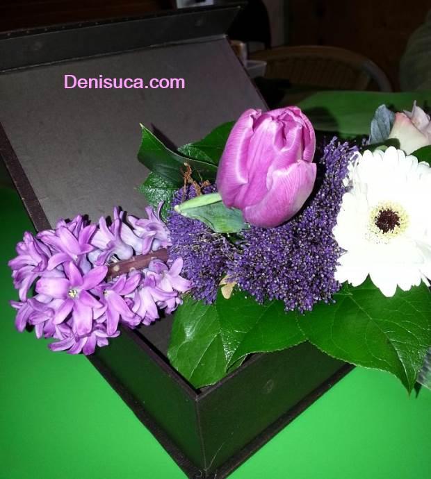 Flori de la Romtelecom