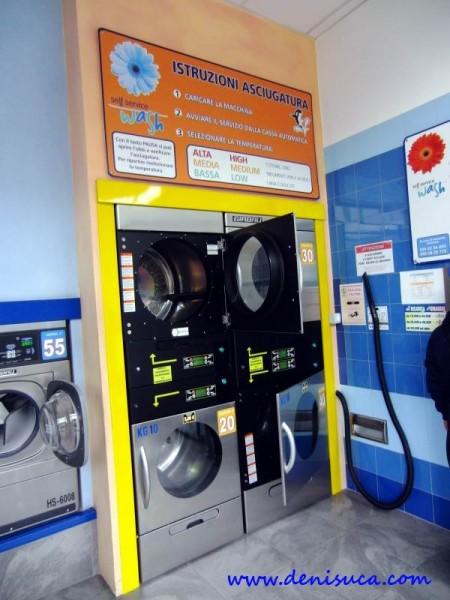 Self Service Wash - Poggio A Caiano, Italia