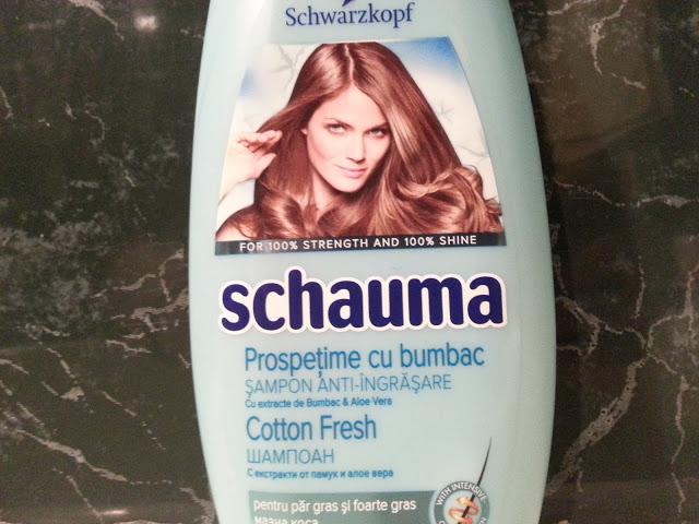 Schauma şampon anti-îngrăşare