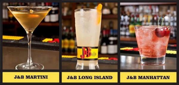 cocktailuri j&b