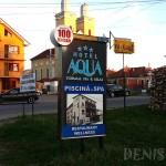 Hotel Aqua din Băile 1 Mai, Bihor: surprinzător!