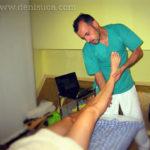 Despre kinetoterapie, cu Daniel Mitre