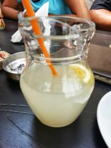limonada cu menta de la casa rustica