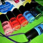 Ojă colorată Farmec Collection