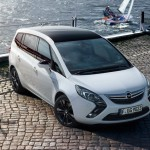 Vai, cum arată noul Opel Zafira Tourer!
