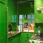 mobilă verde de bucătărie - mobila de vis pentru mine
