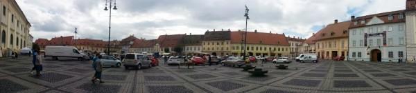 Panoramă Sibiu august 2013 - Prin Sibiul Meu