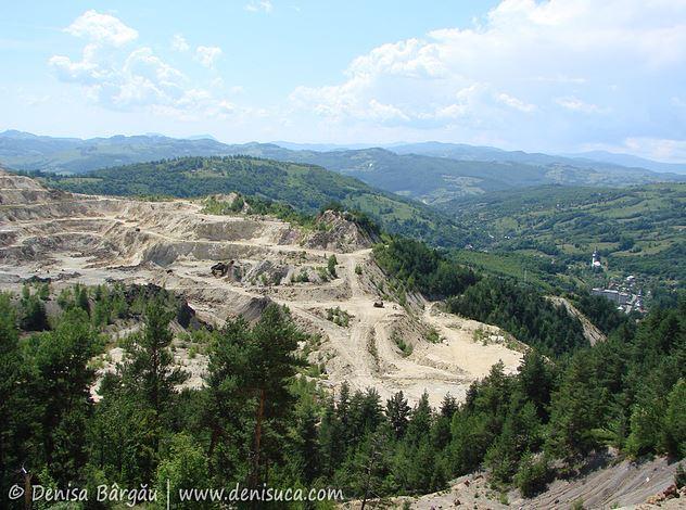 Roşia Montană în 2010