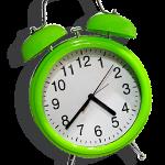 Ceasul verde cu minute de la Cosmote