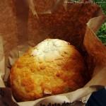 Pâine de casă la Moara Veche din Hosman