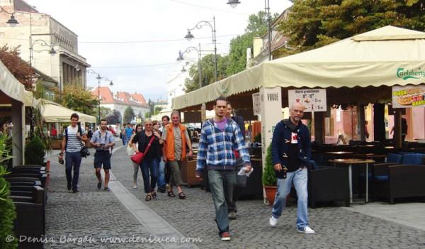 La pas prin Sibiul meu 2013