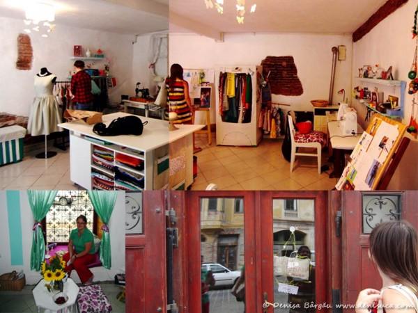 Prin Sibiul meu 2013 - Atelier de creaţie vestimentară Diana-Ribana
