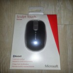 mouse microsoft sculpt touch