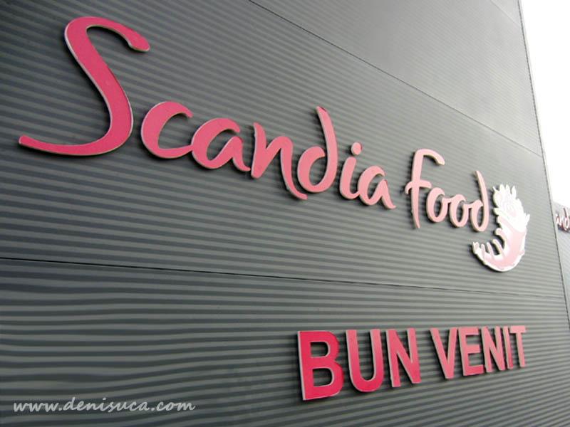 Produs în Sibiu - Scandia Foods