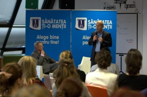 Dieter Schulz, Directorul general Danone pentru Europa de Sud-Est