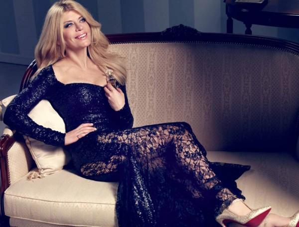 Loredana, imaginea parfumului Premiere Luxe de la AVON