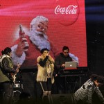 Caravana Coca-Cola la Pietroasele - Delia Matache