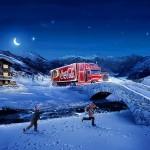 Crăciun magic cu Coca-Cola