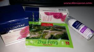 Cremele H3 de la Gerovital şi plasturii chinezeşti care m-au scăpat, deocamdată, de durerea de spate