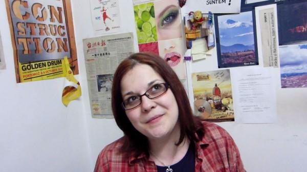 Denisa Bârgău vlogging #4
