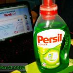De câteva săptămâni spăl cu Persil Gel