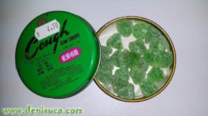 gum drops - bomboane chinezesti gumate, verzi 2
