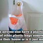 Lunea mâinilor îndemânatice: Nu mai arunca pungile de plastic!