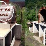 Lunea mâinilor îndemânatice: Grătar de grădină construit de la zero