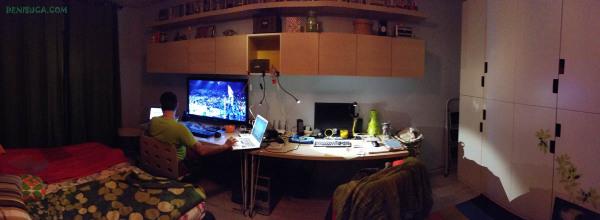 panorama camera gata 5