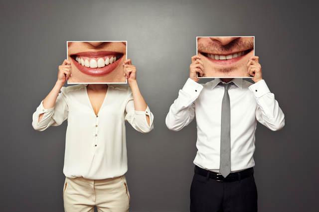 Big smile, via Shutterstock