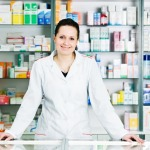 O farmacie cum toate ar trebui să fie: aglomerată