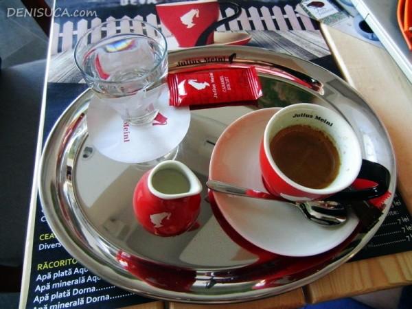 cafeaua la jos palaria