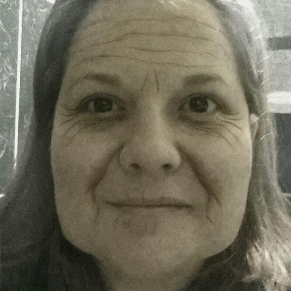 """Denisa Bârgău """"bătrână"""""""