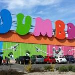 Magazinele JUMBO, pentru copii mici şi mari