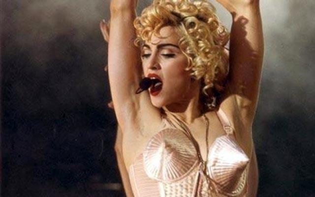Cam ca Madonna...