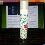 Am testat #pebaniimei: șamponul uscat Batiste