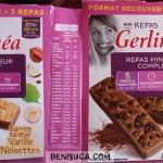 Am testat: batoanele Gerlinéa cu moka și vanilie+alune