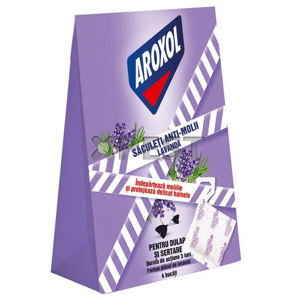 saculeti antimolii aroxol lavanda