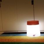 IKEA PS 2014 LED stool lamp, obiectul meu preferat din casă